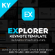 Explorer Keynote Presentation Template