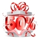 Fifty Percent Discount Gift - GraphicRiver Item for Sale