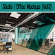 Studio / Office Mockups [Vol3] - GraphicRiver Item for Sale