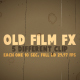 Old Film Overlays Pack - VideoHive Item for Sale