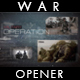 War Opener - VideoHive Item for Sale