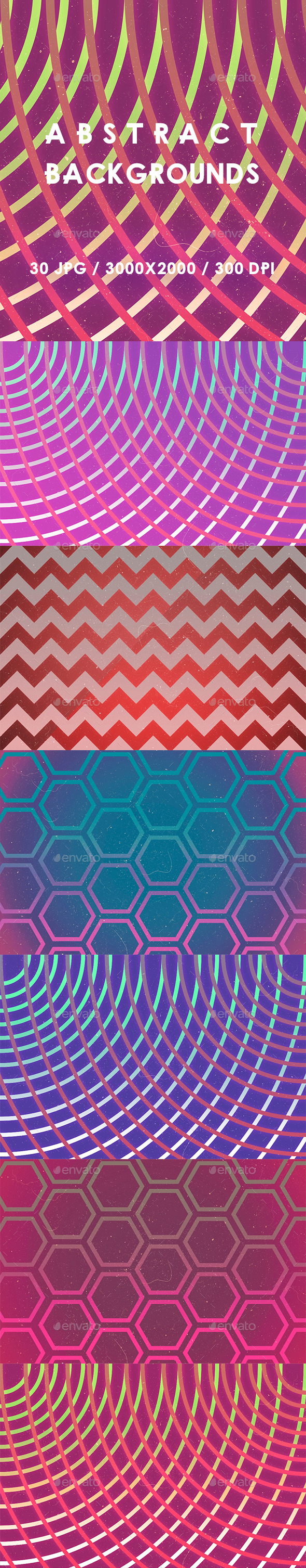 30 Abstract Backgrounds - Abstract Backgrounds