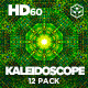 Kaleidoscopes - 12 Pack - VideoHive Item for Sale