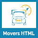 Max Movers - Transport & Movers HTML Template - ThemeForest Item for Sale