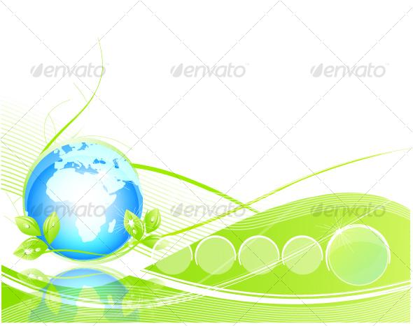 Environmental design - Nature Conceptual