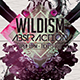 Wildism Abstraction Flyer - GraphicRiver Item for Sale