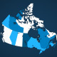 Canada Map Kit - VideoHive Item for Sale