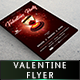 Valentine Flyer Template - GraphicRiver Item for Sale