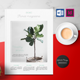 Floral Magazine - GraphicRiver Item for Sale