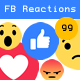 Facebook Live Reactions Vote (Multiple)