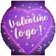 Happy Valentine logo - VideoHive Item for Sale