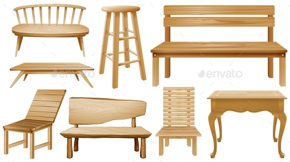 Different Designs Of Wooden Chairs   Man Made Objects Objects