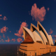 Sunset Opera House Time-lapse