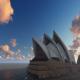 Australia Opera House Time-lapse