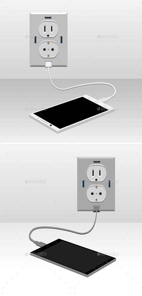 Smartphone Charging with USB - Computers Technology