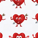 Сartoon Heart Characters Funny Animation Pack 32 - VideoHive Item for Sale