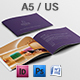 Brochure Booklet Template - GraphicRiver Item for Sale