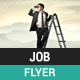 Job Conference Flyer