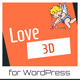Love 3D - Valentine's Day Plugin for WordPress - CodeCanyon Item for Sale