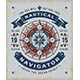Vintage Nautical Navigator Typography - GraphicRiver Item for Sale