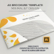 A5 Brochure Template | Minimalist Design - GraphicRiver Item for Sale