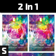 Pure Trance & Color Trance - GraphicRiver Item for Sale
