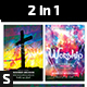 Risen Messiah Church Flyer - GraphicRiver Item for Sale