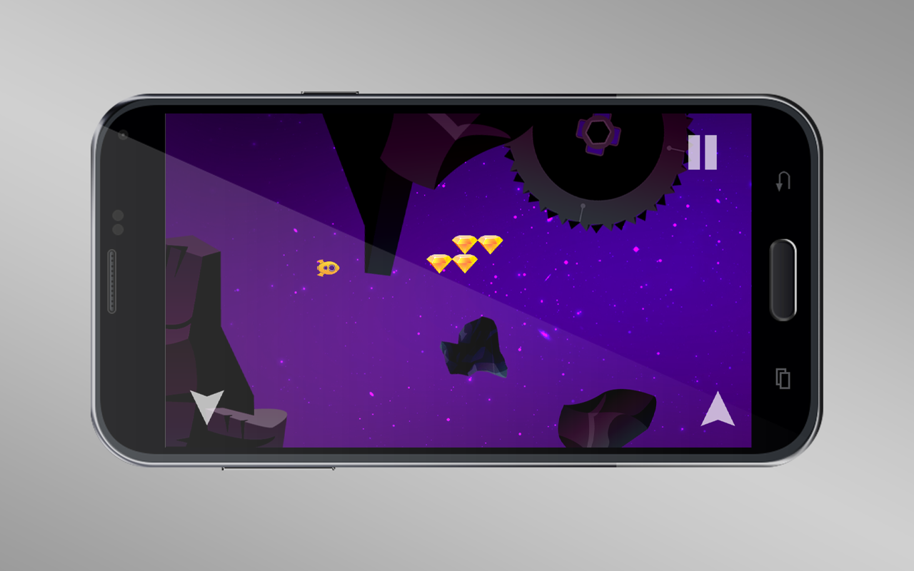Go Rocket Go - Android Game with Admob Interstitial & Banner - Buildbox &  Eclipse Project