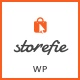 Storefie - High Conversion eCommerce WordPress Theme Nulled
