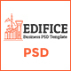 Edifice- Business PSD Template - ThemeForest Item for Sale