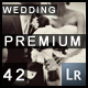 42 Wedding Style Lightroom Presets - GraphicRiver Item for Sale