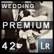 42 Wedding Style Lightroom Presets - GraphicRiver Item for Sale