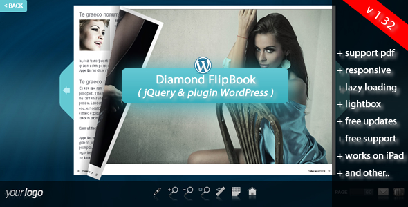 FlipBook Bundle pluginWordPress - 1