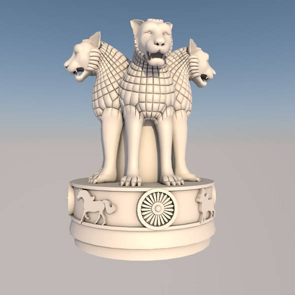 INDIAN NATIONAL EMBLEM
