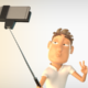 Selfie Logo with 3D Character - VideoHive Item for Sale