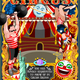 Circus Carnival Park Poster Tent Invite Theme Vector Illustration