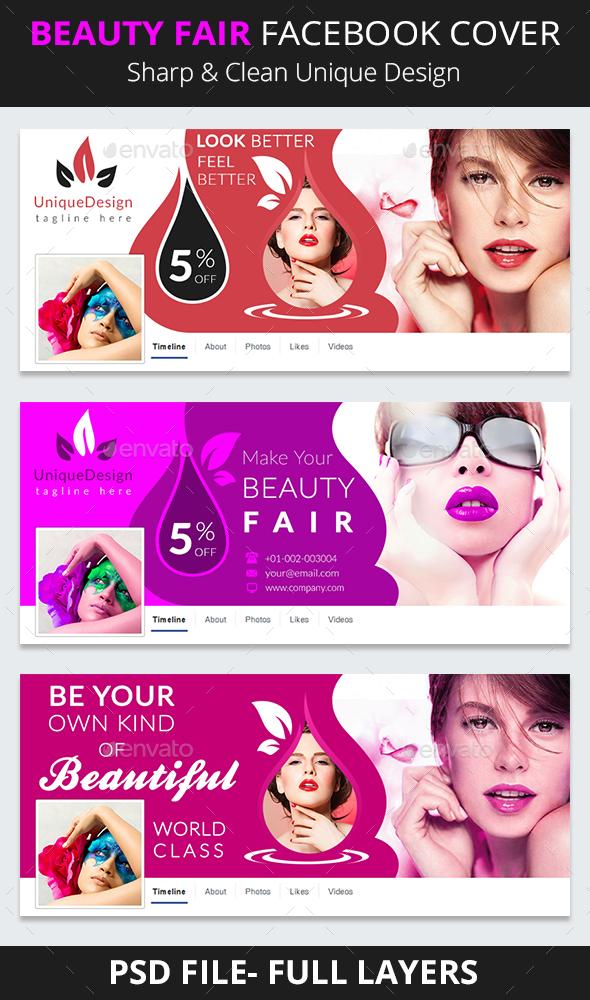 Beauty Fair Facebook Timeline - Facebook Timeline Covers Social Media