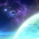 Far Planet In Space - VideoHive Item for Sale