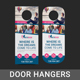 2 in 1 Door Hanger | Volume 2 - GraphicRiver Item for Sale