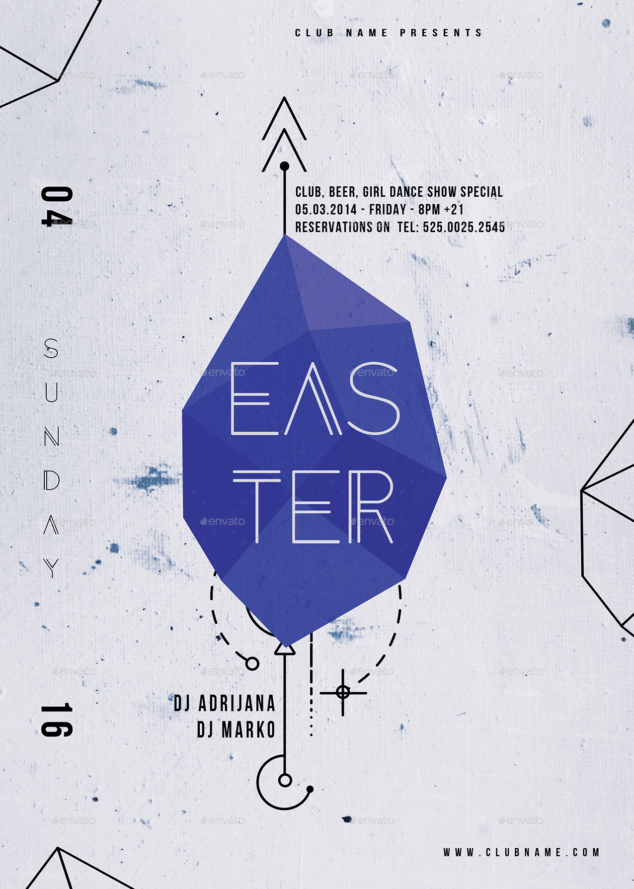 Easter Poster IV