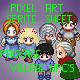 Pixel Art Sprite Sheet: NPC Villagers - GraphicRiver Item for Sale