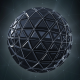 Hi-Tech Futuristic Ball - VideoHive Item for Sale