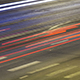 Night Car Light Lines In The City - VideoHive Item for Sale