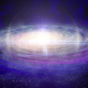 Rotating Galaxy In Space - VideoHive Item for Sale