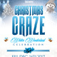 Christmas Craze Poster - GraphicRiver Item for Sale