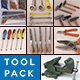 TOOL PACK - 3DOcean Item for Sale