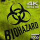 Biohazard Yellow 4K - VideoHive Item for Sale
