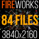 Fireworks Set 1 - VideoHive Item for Sale