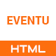 EVENTU - Event, Conference, Seminar HTML5 Responsive Template - ThemeForest Item for Sale