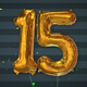 Balloon Numbers Countdown - VideoHive Item for Sale